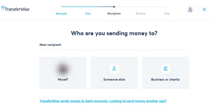 TransferWise登録&海外からの国際送金解説